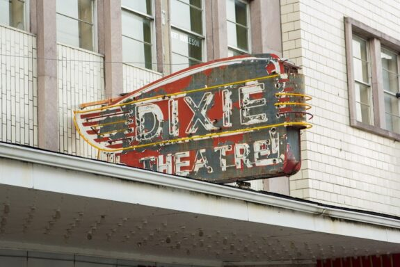 Dixie Theater Haleyville